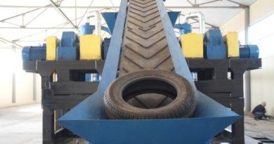 Утилизация шин: когда же у нас перестанут тянуть резину?